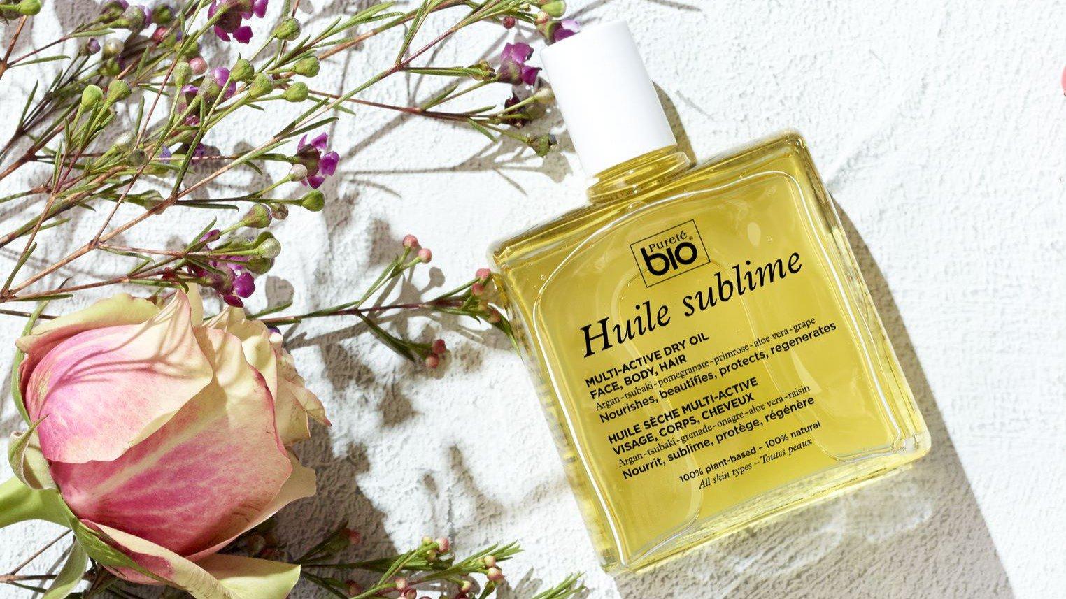 Huile Sublime, perfect cadeau voor moederdag